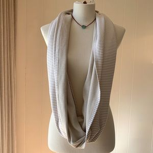 Lululemon Vinyasa Scarf With Stripes One Size